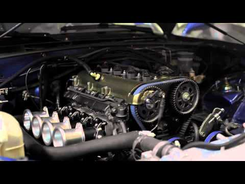 Mazda Miata ITB start and idle