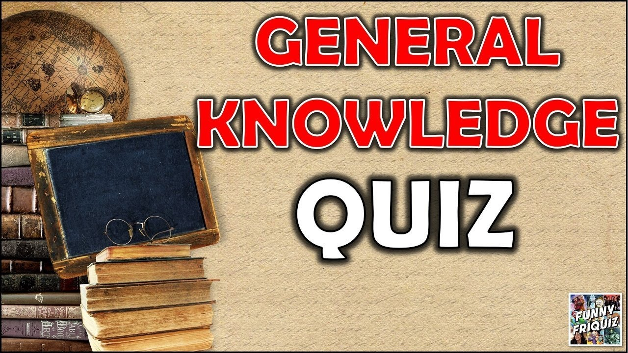 General Knowledge QUIZ!! Trivia/Test/Quiz | Top GK Questions Answers