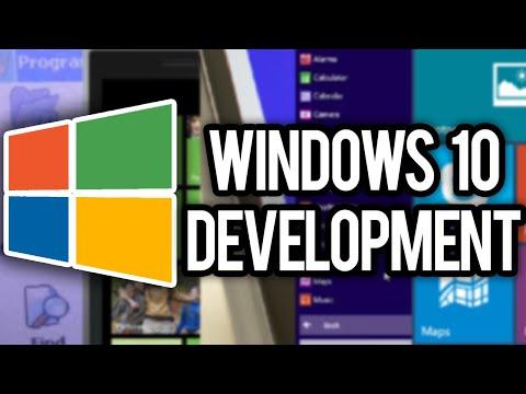 The History Of Windows 10 Development