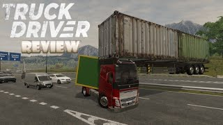 Truck Driver (Switch) Review (Video Game Video Review)