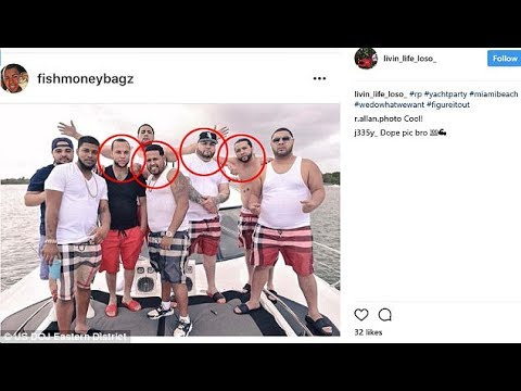 Heroin Dealers Get Busted Flaunting Their Drug Money On Instagram