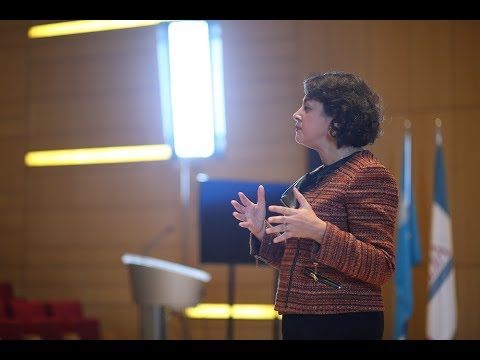 Public Talk at ADA University by UNICEF Regional Director for Europe and Central Asia Afshan Khan