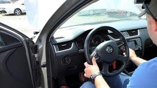 Skoda Octavia A7 2014 Осмотр в Польше!