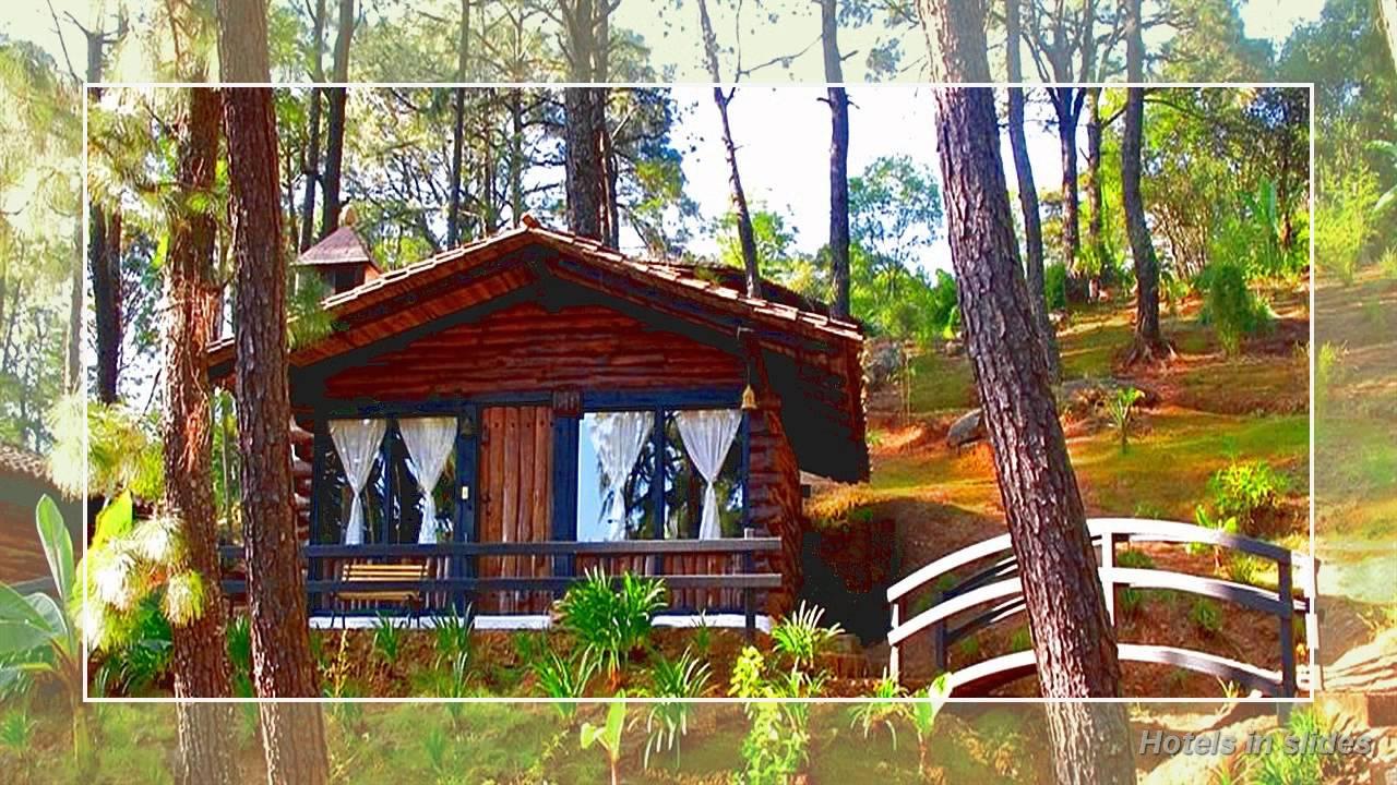 Monteverde hotel de cabanas mazamitla jalisco mexico for Cabanas en mexico