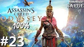 Zagrajmy w Assassin's Creed Odyssey [PS4 Pro] odc. 23 - Dawna znajomość