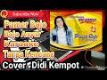 Pamer Bojo Tanpa Kendang Karaoke Cover Didi Kempot Bojo Anyar