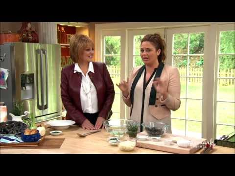 Hallmark Channel Home & Family 2091   Chef Antonia Lofaso Cooks Mussels & Fennel