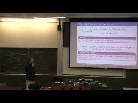James Conant - The Johnson homomorphism and it cokernel