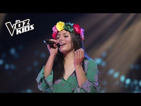Mar canta Te Amaré - Rescates | La Voz Kids Colombia 2018