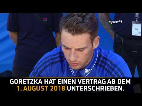 Schalke vermeldet Goretzka-Wechsel | SPORT1
