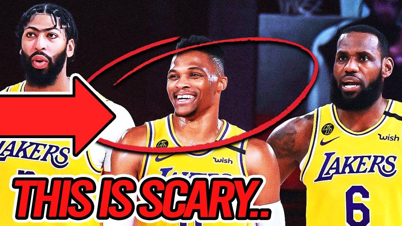 Russell Westbrook & LeBron James Teaming Up is UNFAIR