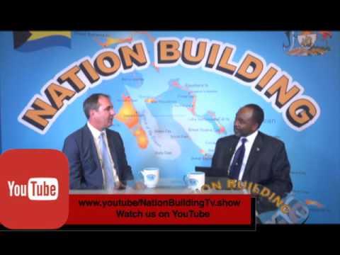 Nation Building featuring Damian Blackburn: CAO Aliv Netowrk