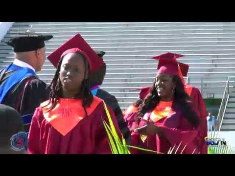 GRADUATION ORANGEBURG WILKINSON HIGH SCHOOL 2018
