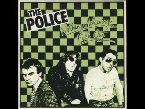 The Police - Fall Out - 1977