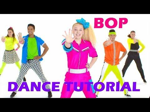 BOP Dance Tutorial | JoJo Siwa | By Bethany Fisher