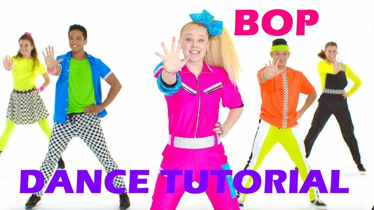 Download BOP Dance Tutorial | JoJo Siwa | By Bethany Fisher