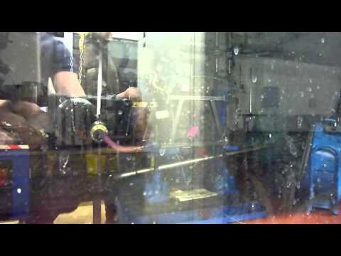 1.6 ford zetec engine on cov uni dyno, ignition timing retarded by 20 degrees