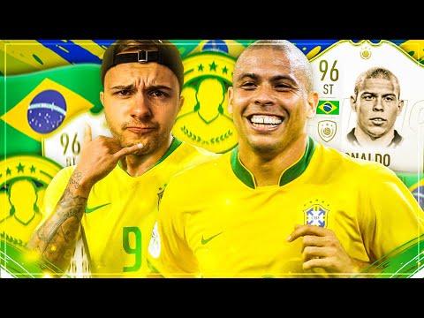 FIFA 19: PRIME Icon RONALDO Squad Builder BATTLE vs Smexy 😱☠️
