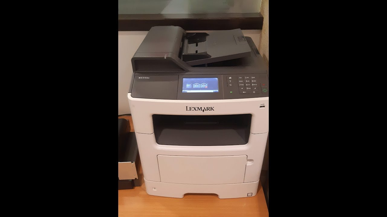 How To Reset To Default All Lexmark Printers Youtube