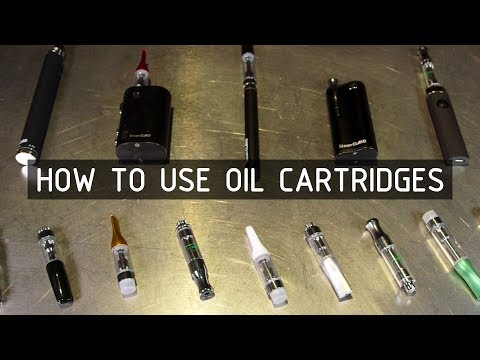 How to Use 510 Oil Cartridges with Vape Pen Batteries: Cannabasics #110