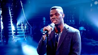 Emmanuel Nwamadi performs A Whiter Shade of Pale - The Voice UK 2015: The Live Semi-Final - BBC One