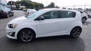 2015 Chevrolet Sonic 5dr HB Manual RS in Neenah, WI 54956