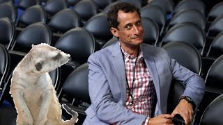 Weiner Caught Again: I'm Strong Like A Mongoose