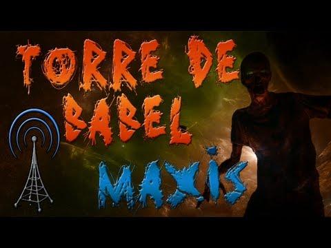 Black Ops 2: Tranzit Zombies   Como hacer el Easter Egg [Maxis] (Logro/Trofeo-Torre de Babel)