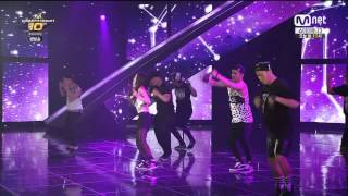 140724 BoA - Only One with SeHun of EXO-K (Mnet M! Countdown 10th Anniversary Special)