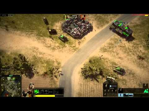 Generals 2 alpha  Toxin General Gameplay