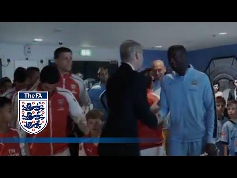 Arsenal v Manchester City 3-0 tunnel highlights | Inside Access