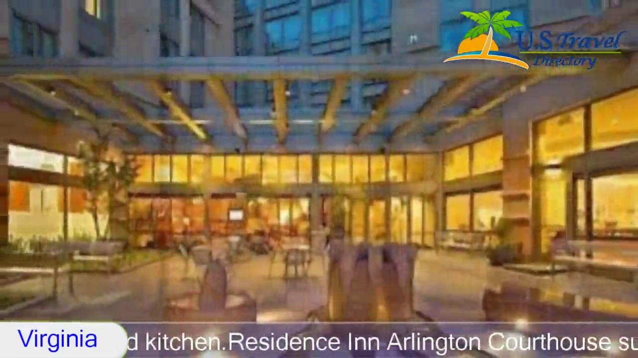 Residence Inn Arlington Courthouse Hotels Virginia