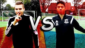 POLEN VS HOLLAND   ULTIMATIVE FUßBALL CHALLENGE