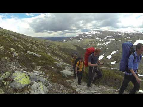 Norway - Rondane - hike - 2015