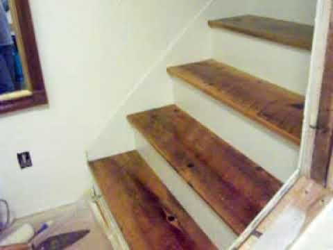 Delicieux Motion Sensing LED Illuminated Stair Lights.   YouTube