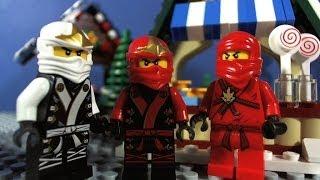 LEGO NINJAGO the MOVIE part 1