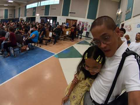 Kassie Silva 6th Grade Promotion - 24 May 2019 @ Palm Valley Elementary School
