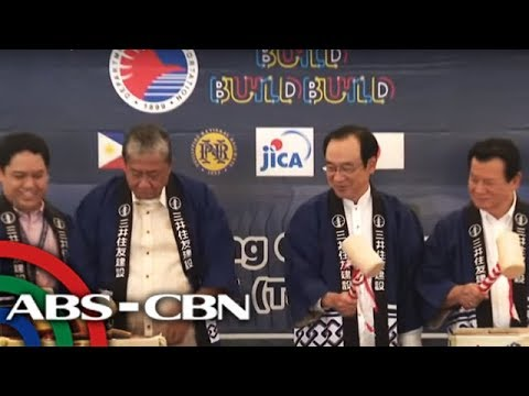 Business Nightly: PH, Japanese officials lead groundbreaking of north-south commuter railway project