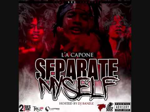 "L'A Capone - ""With The Shits"" Feat Lil Chief Dinero (Separate Myself)"
