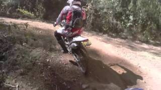 AMTRA High Country Ride 2016