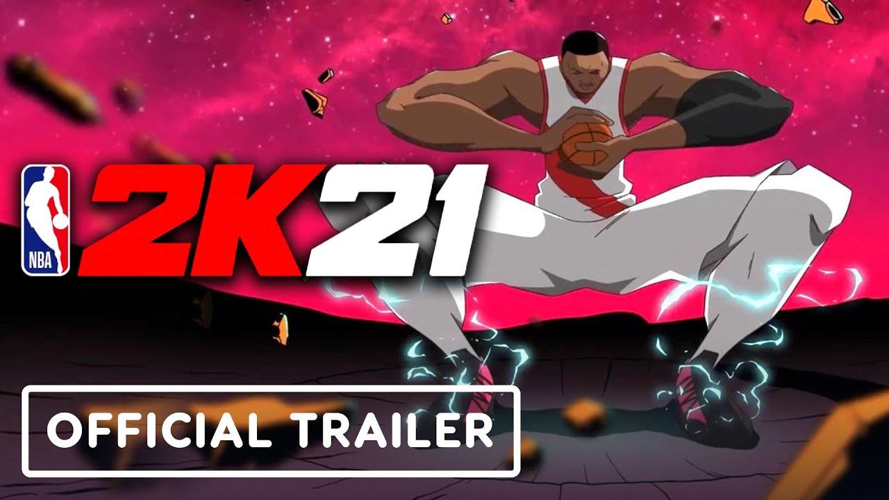 NBA 2K21 - Official Damian Lillard Cover Trailer