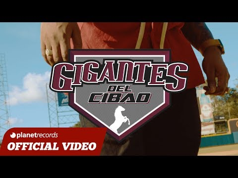 GIGANTES DEL CIBAO 🏆 Canción Oficial 2017-2018 (CEKY VICINY Klok con Klok) ► Video by JC Restituyo