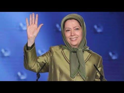 انتخاب مسئول اول سازمان مجاهدین خلق ایران، خواهر مجاهد زهرا مریخی – سخنرانی مریم رجوی