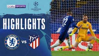 車路士 2:0 馬德里體育會   Champions League 20/21 Match Highlights HK