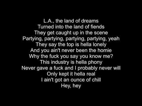 Pray For Me- G-Eazy Lyrics