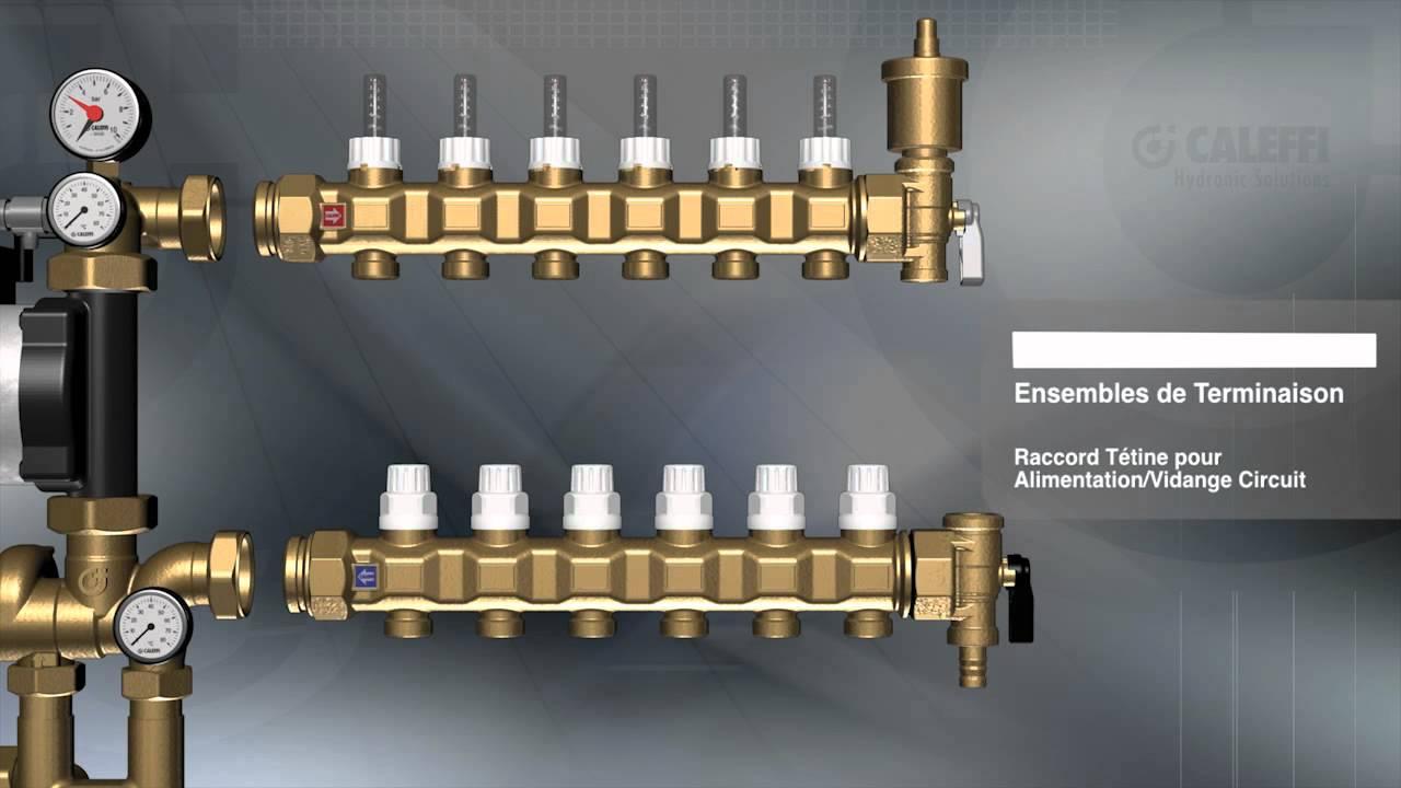 Coût Plancher Chauffant Hydraulique groupes de régulation thermique multifonctions