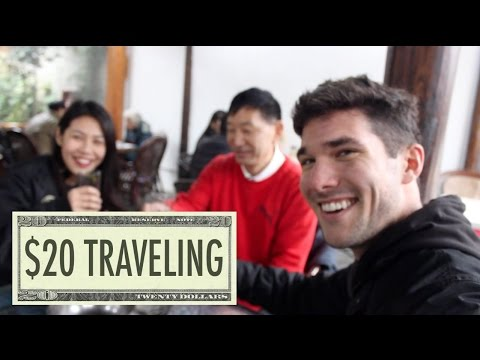 Wuxi, China: Traveling for 20 Dollars a Day - Ep 19