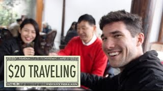 Wuxi, China: Traveling for $20 A Day - Ep 19