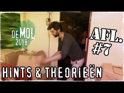 RUBEN GOOIT EEN DOOS VAN DE TREIN!! - Aflevering #7 Wie is de Mol? 2018