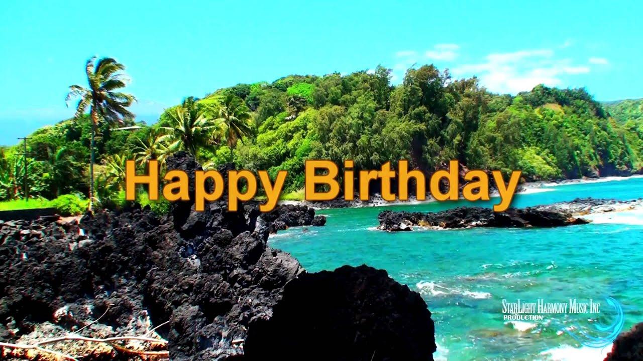 Happy Birthday In Hawaiian Cards – gangcraft